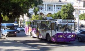 Общественный транспорт Севастополя не попал в десятку лучших