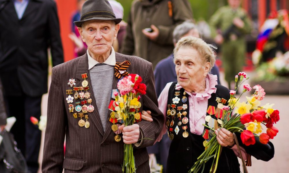 Камчатские ветераны Великой Отечественной войны получают ко Дню Победы по 10 тысяч рублей