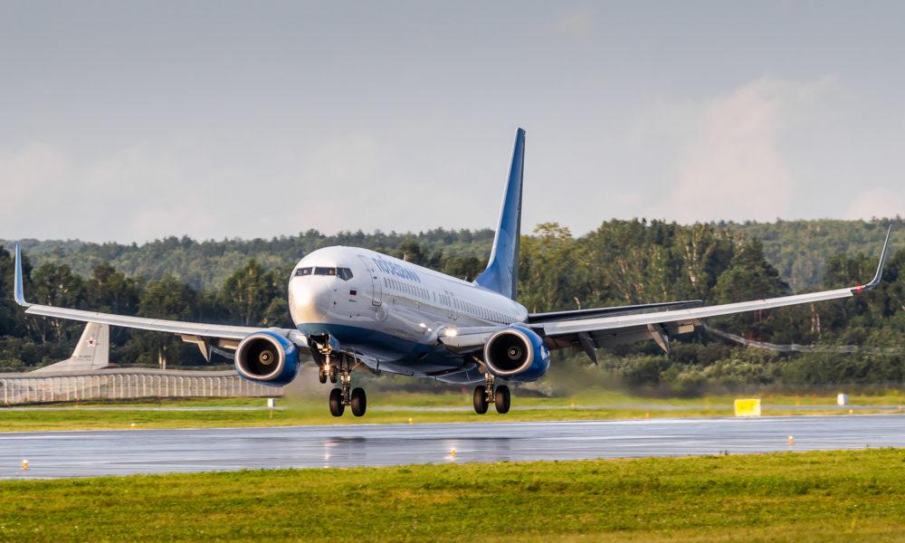 36dfa85e7a80e 17 марта авиалайнер Boeing 737-800 приземлился в Сочи с технической  неисправностью, передает РБК.